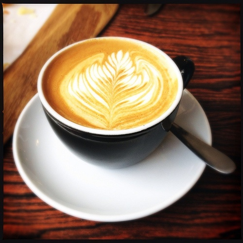 All about New Zealand's Flat White Coffee