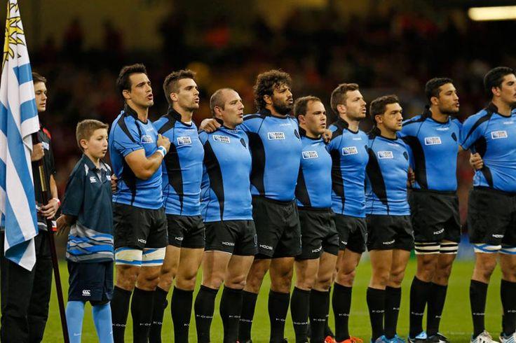 El Mundial de rugby y el himno: las lágrimas de los uruguayos, un equipo prácticamente amateur - Los Pumas - canchallena.com