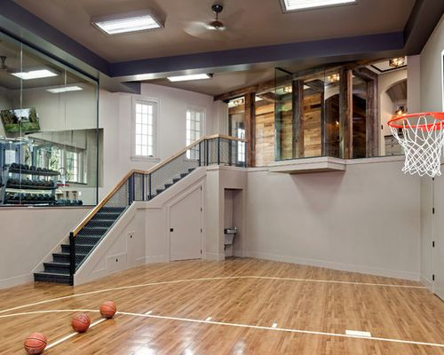 Basement Gym Home Gym Design Ideas, Pictures, Remodel U0026 Decor
