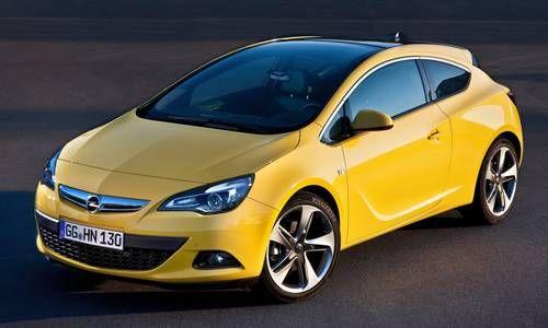 #Opel #GTC. Atractivo diseño coupé, interior (2017)deportivo y una dinámica de conducción que entusiasma.