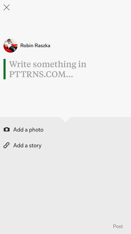 Flipboard: Your Social News Magazine Design Patterns - Pttrns