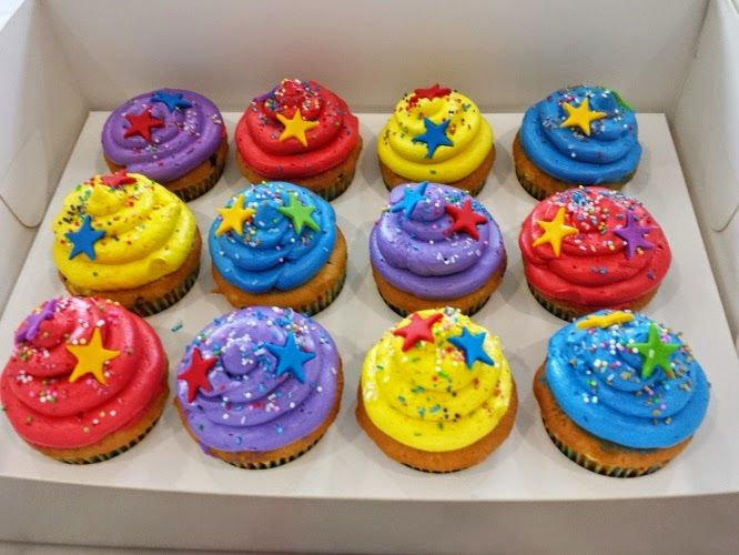 wiggles cupcakes - Google Search More