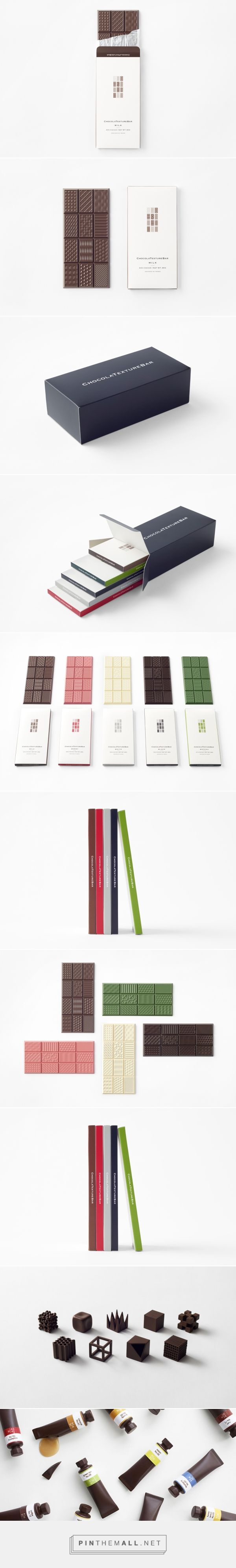 nendo Chocolate Design • Selectism - created via https://pinthemall.net