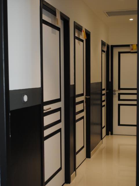 17 meilleures images propos de couloir sur pinterest murs de photos architecture d 39 h tel et. Black Bedroom Furniture Sets. Home Design Ideas