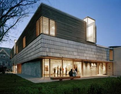 Architecture-Page | Provincetown Art Association and Museum by Machado and Silvetti Associates