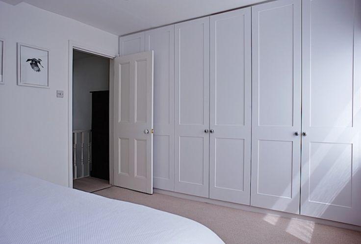Les 15 meilleures images à propos de bedroom closets/built in sur - Armoire Ikea Porte Coulissante
