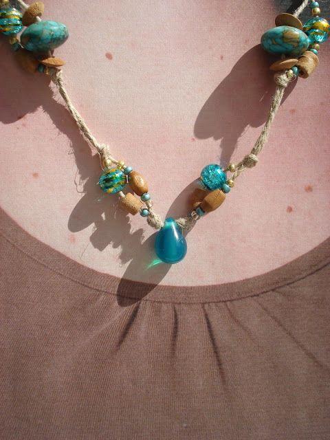 Créatrice de Bijoux Colliers Boucles d'oreilles Pendentifs Designer DIY [naviginternet@orange.fr]
