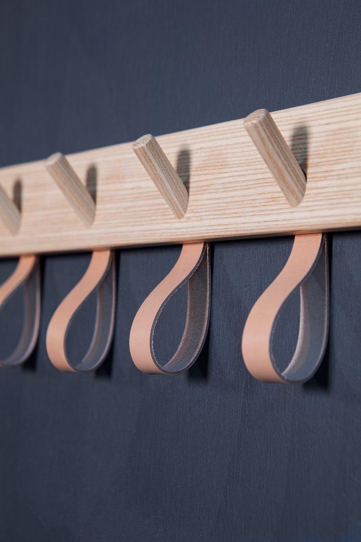 Hanger from Granit, Smålands Skinnmanufaktur & Formbruket