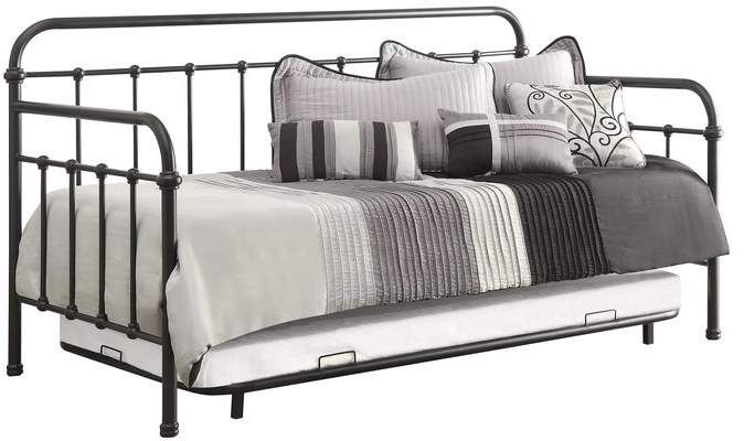 Best Laurel Foundry Modern Farmhouse Florent Twin Daybed With 640 x 480