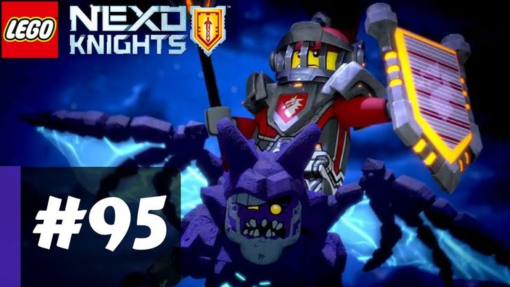 LEGO NEXO KNIGHTS MERLOK 2.0 Gameplay Part 95