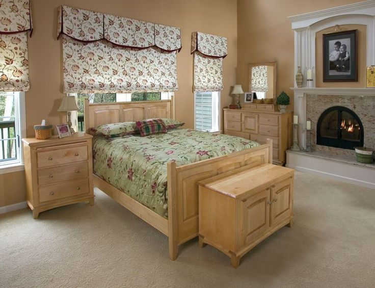 Bedroom With Fireplace And Unfinished Furniture Wooden Unfinished Furniture For Your House Check more at http://www.wearefound.com/wooden-unfinished-furniture-for-your-house/