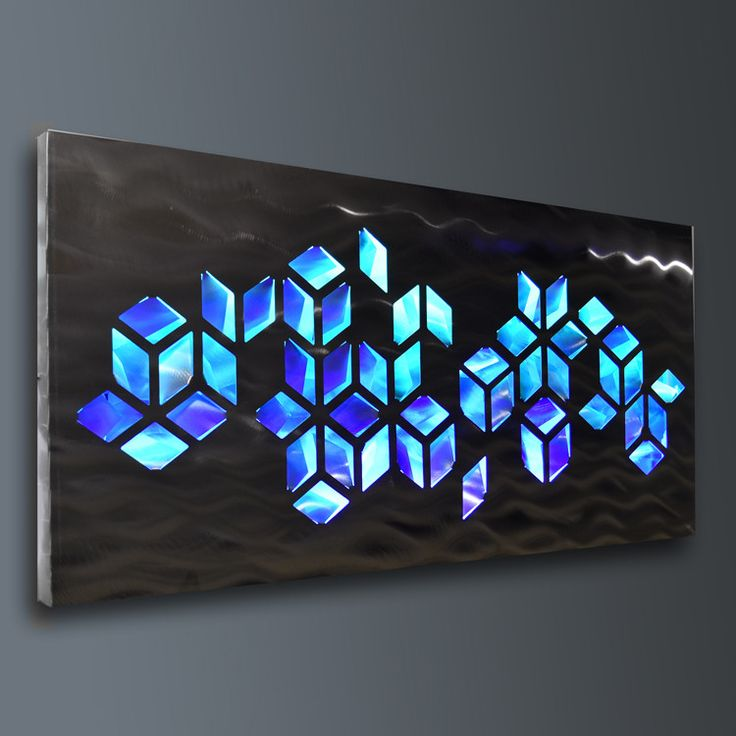 Lighted Pictures Wall Decor 12 best metal wall pictures and decorations images on pinterest