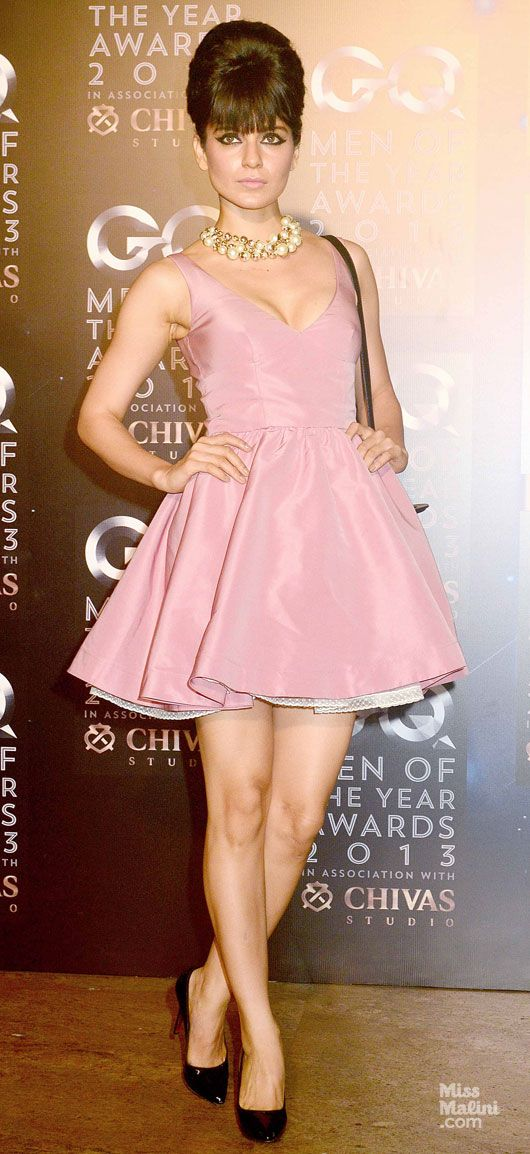 Style #Queen #Kangana #Ranaut. Read more: http://daily.indianroots.com/style-queen-kangana-ranaut/