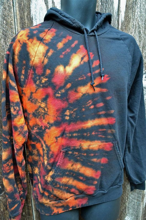 Tie dye is good for people...  Each piece is hand tied and dyed in our psychedelic studio on Gabriola Island, BC, Canada.  We create all of our tie