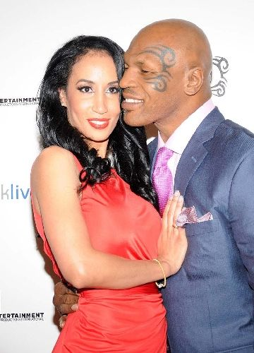 Boxer Mike Tyson's Wife Accuses His Mistress of Plotting to Kill Family, Allegedly | AT2W