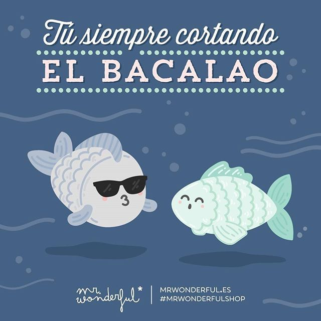 WEBSTA @ mrwonderful_ - Aquí quien que manda eres tú. #mrwonderfulshop #felizmiércolesYou are the one who calls the shots. The one in charge round here is you.