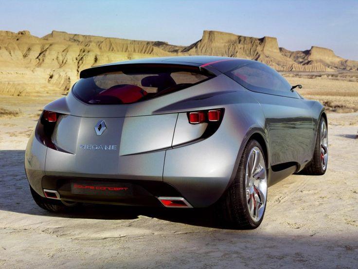 Renault Megane Coupe Concept 2008 Photo 11