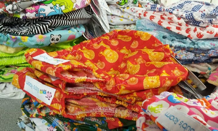 Stacks and stacks of new gorgeous nappy pants - Check out our ebay store or call 0424 362 450