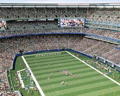Meadowlands Stadium, New York