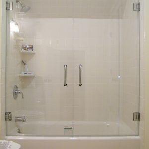 Glass Door For Tub Enclosure