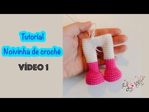 Corpinho de crochê - Amigurumi para Iniciantes PARTE 1 - YouTube