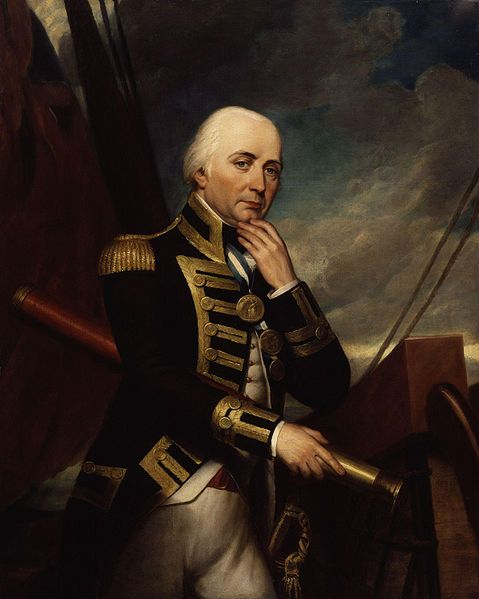 Vice Admiral Cuthbert Collingwood, 1st Baron Collingwood (26 September 1748 – 7 March 1810) was an admiral of the Royal Navy, notable as a partner with Lord Nelson in several of the British victories of the Napoleonic Wars, and frequently as Nelson's successor in commands