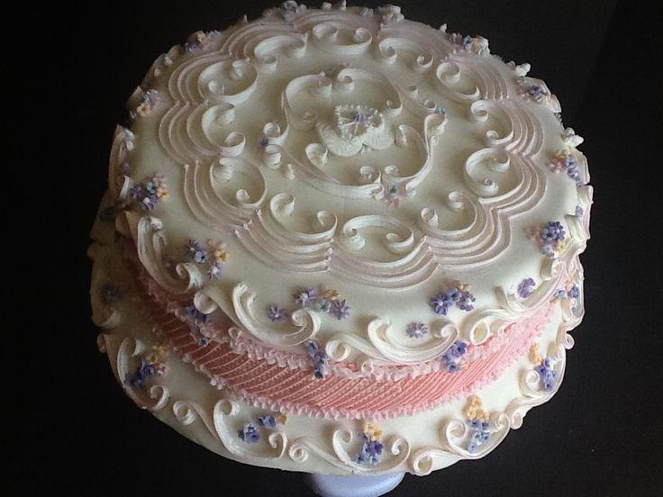 отделка тортов кремом фото отмечались семейные праздники