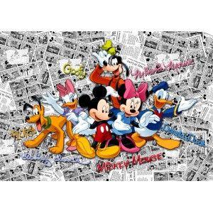 Mickey és Minnie poszter (360 cm x 254 cm)