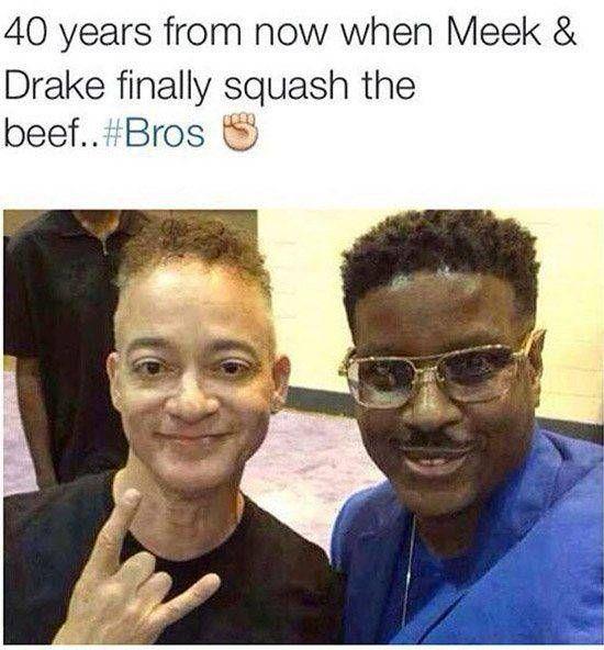 Drake Meek Mill Diss Track Memes