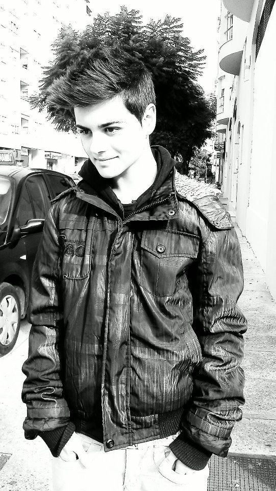 Abraham Mateo. Check this kid out, he's unbelievable!