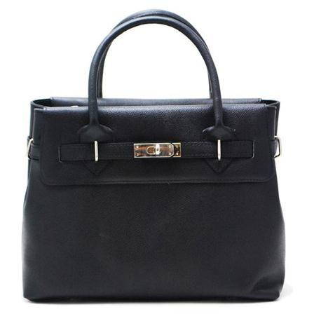 L. Credi Handbag, Black