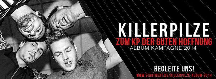 #killerpilze #crowdfunding #singenlernen #ilovesinging