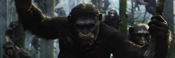 Nuevo vistazo a los simios y caballos de El Amanecer del Planeta de los Simios