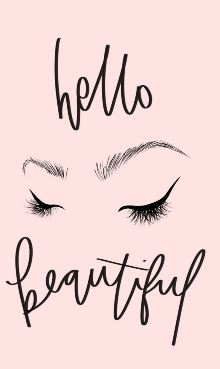 We All Need A Little Inspiration From Time To Time Makeup Wallpapers Makeup Quotes Beauty Wallpaper