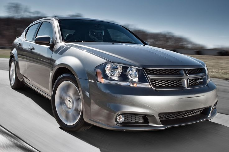 2012 Dodge Avenger Regina Moose Jaw SK Canada Wallpaper