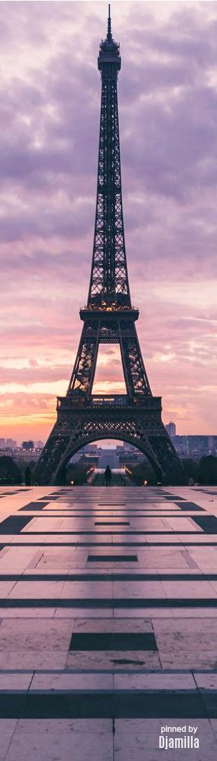 The Eiffel Tower, Paris #travel