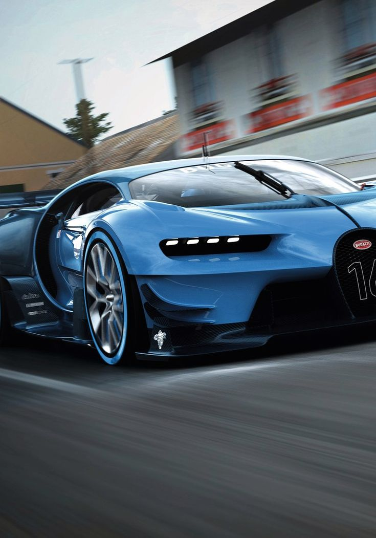 Bugatti Vision GT rear. Found on -http://wonderpiel.com/                                                                                                                                                     More