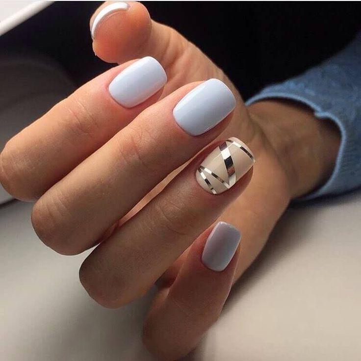 50 Fotos de uñas decoradas 2017 para todas las edades!   Decoración de Uñas - Manicura y Nail Art - Part 2