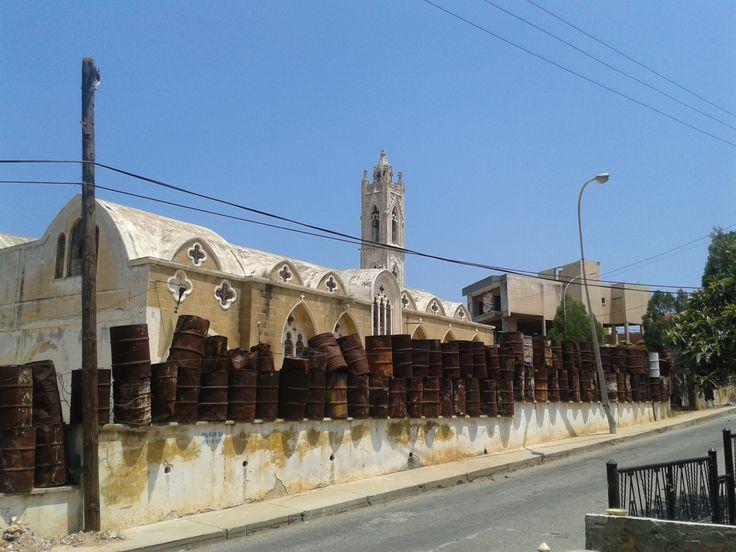 Gazimağusa   Αμμόχωστος   Famagusta in Cyprus
