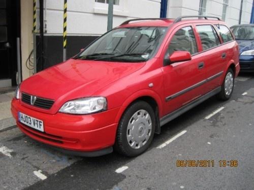 Vauxhall Astra LS DTi