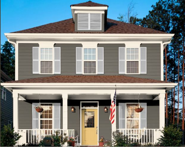 774 Best Home Exteriors Images On Pinterest Exterior Colors Exterior House Colors And