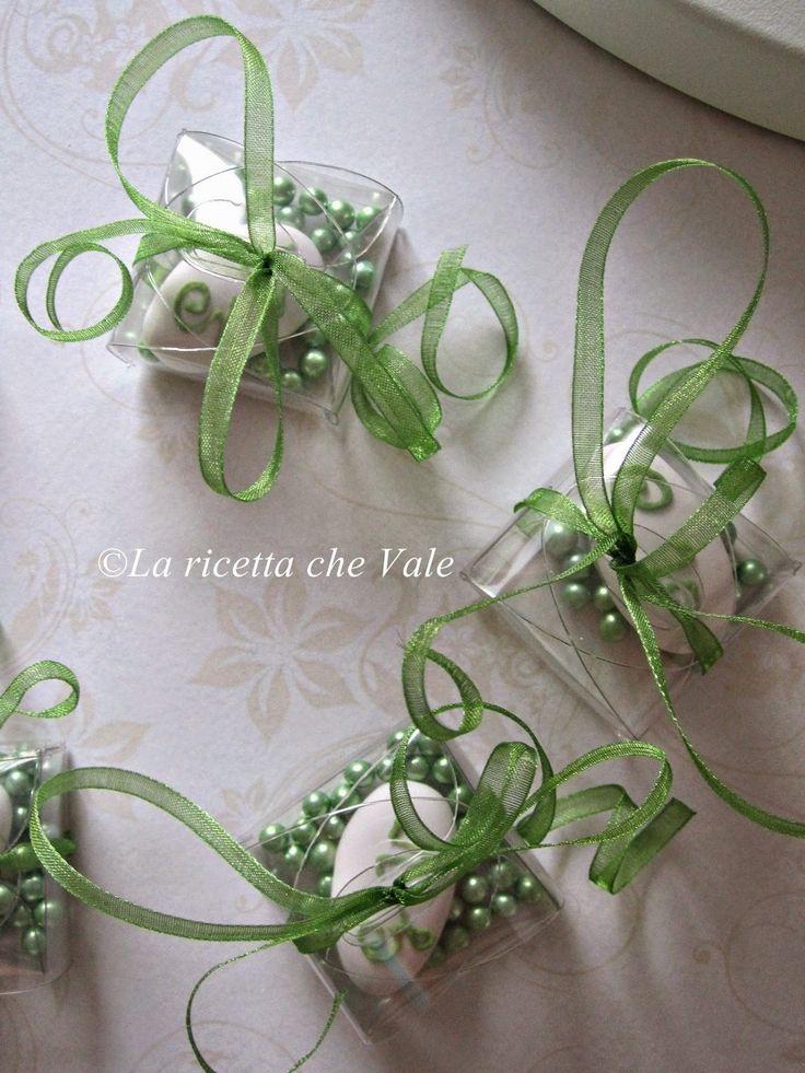 Confetti decorati Promessa di matrimonio