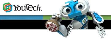 Youtech Magazine: YouTech.nl is een site over de leuke kanten van techniek. Van, voor en door jongeren. Niet met saaie foto's, verhalen en slaapverwekkende video's. Maar met blogs over de laatste gadgets, apps en de vetste technieken . Maar de site is nog maar het begin, want YouTech heeft zelfs een eigen magazine waarop je je gratis abonneert (kwartaaluitgave van Techniek Talent.nu).