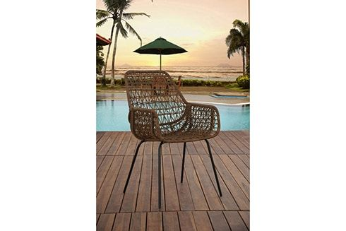UV Zara Dining Chair - Archipelago Outdoor Living