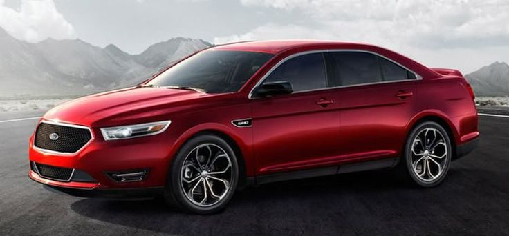 2016 Ford Taurus – 5 Passenger Quasi-Luxury Sedan