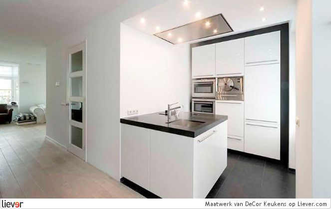 21 best images about open keuken on pinterest - Open keuken idee ...