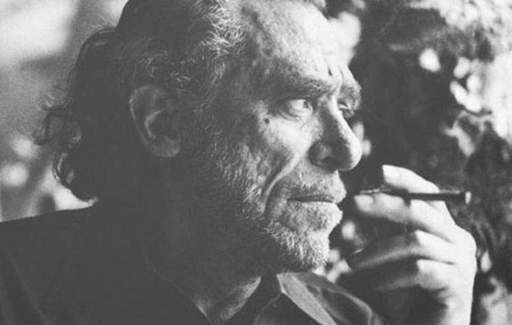 Charles Bukowski, poeta estadounidense.