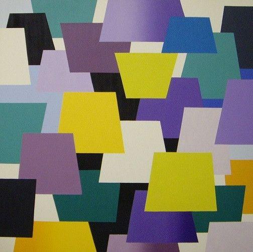 Jason Haufe - Australian artist - www.jasonhaufe.com.   Title: CLXVI, MMII Size: 170cm x 170cm Price: $4,400.00    Image copyright,© Jason Haufe. All rights reserved.