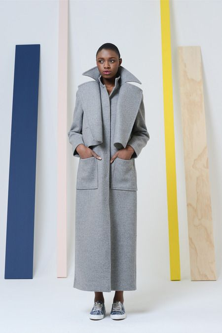 Rosie Assoulin | Fall 2014 Ready-to-Wear Collection | Style.com #NYFW #MBFW