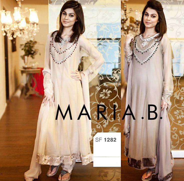 Maria b white dresses j